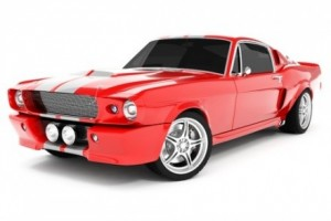 The Red Mustang Effect of Setting Goals