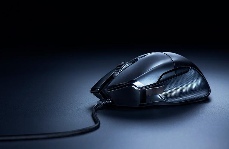 the Razer Basilisk gaming mouse